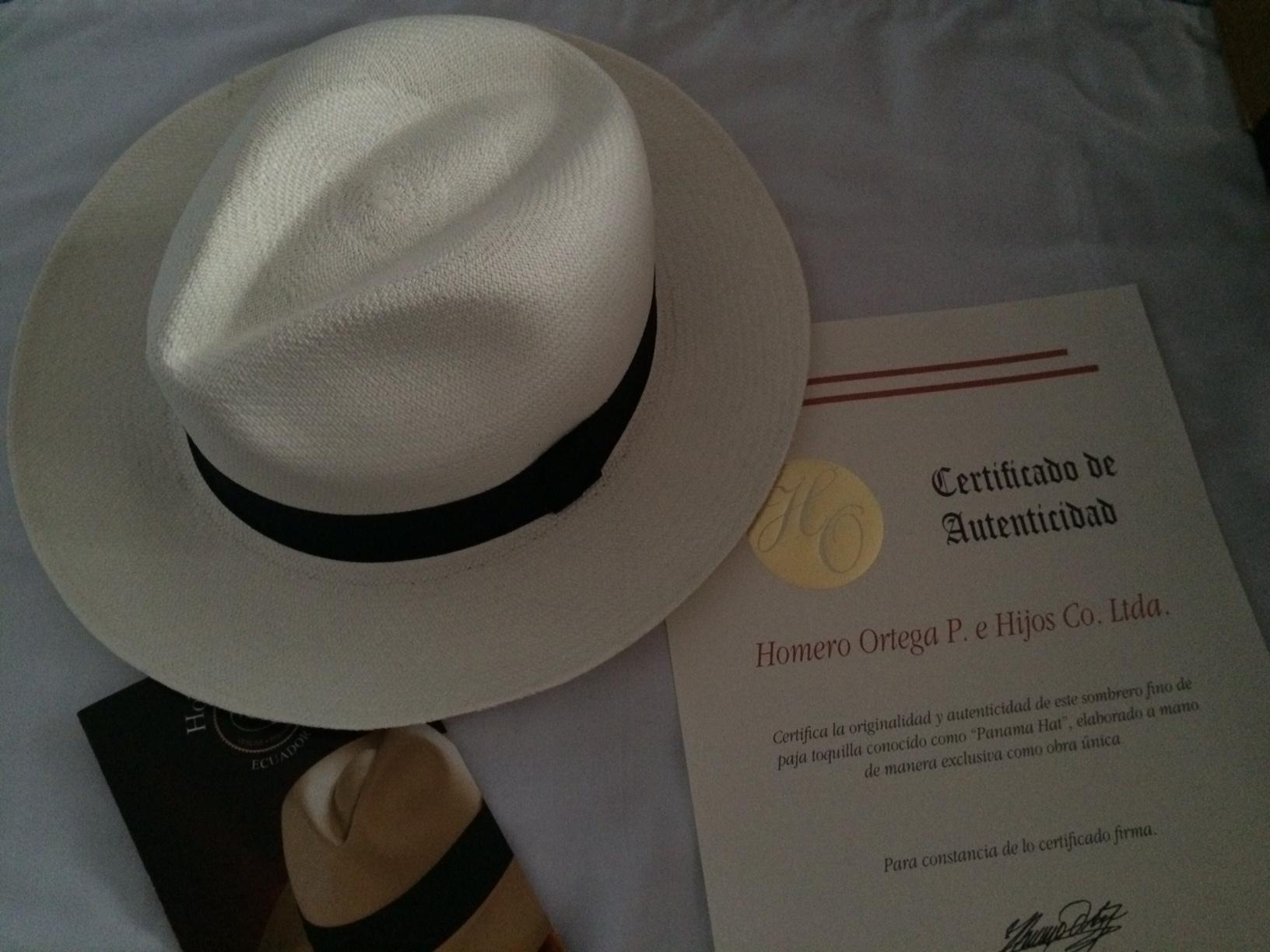 paquet à la mode et attrayant coût modéré grand assortiment Où sont fabriqués les chapeaux Panama ? – Sonrisas de ...